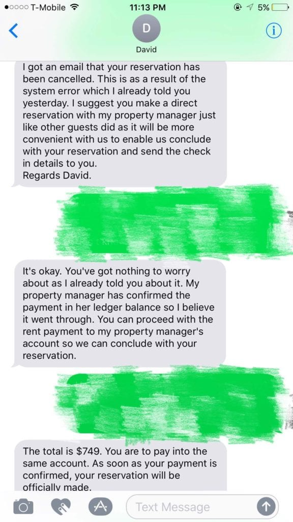 Airbnb Allowed me to be Scammed in Hawaii - Airbnb Hell
