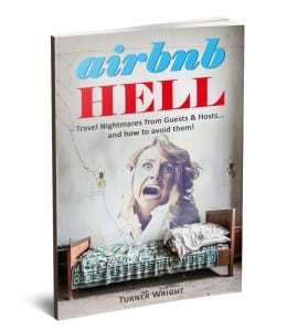 AirbnbHell Book Cover 3D