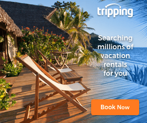 Searching millions of vacation rentals for you - Tripping.com