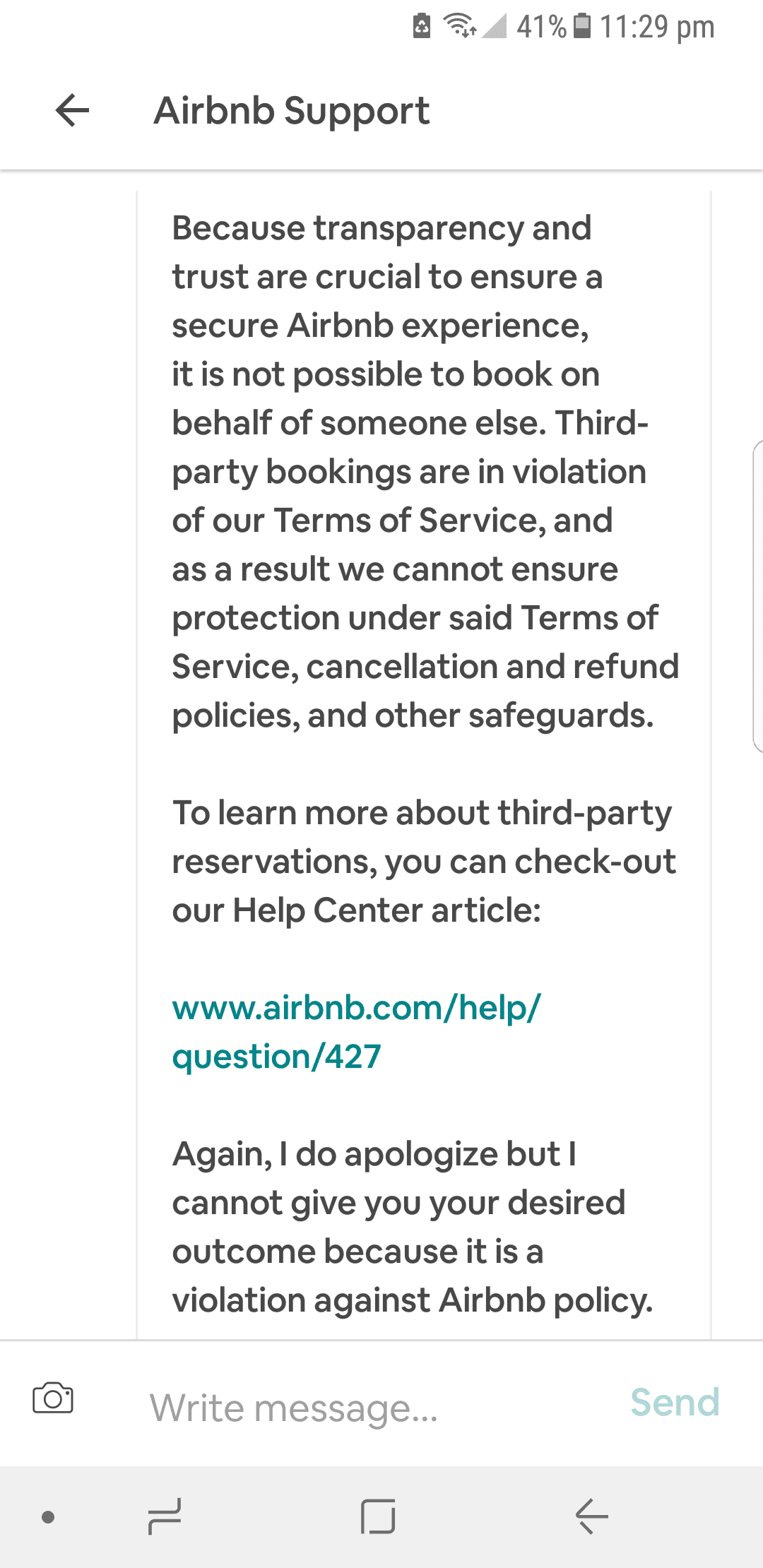 airbnb payment problems Archives - Airbnb Hell